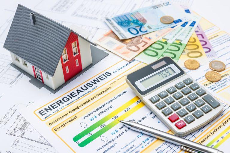 Energieausweis für Immobilien